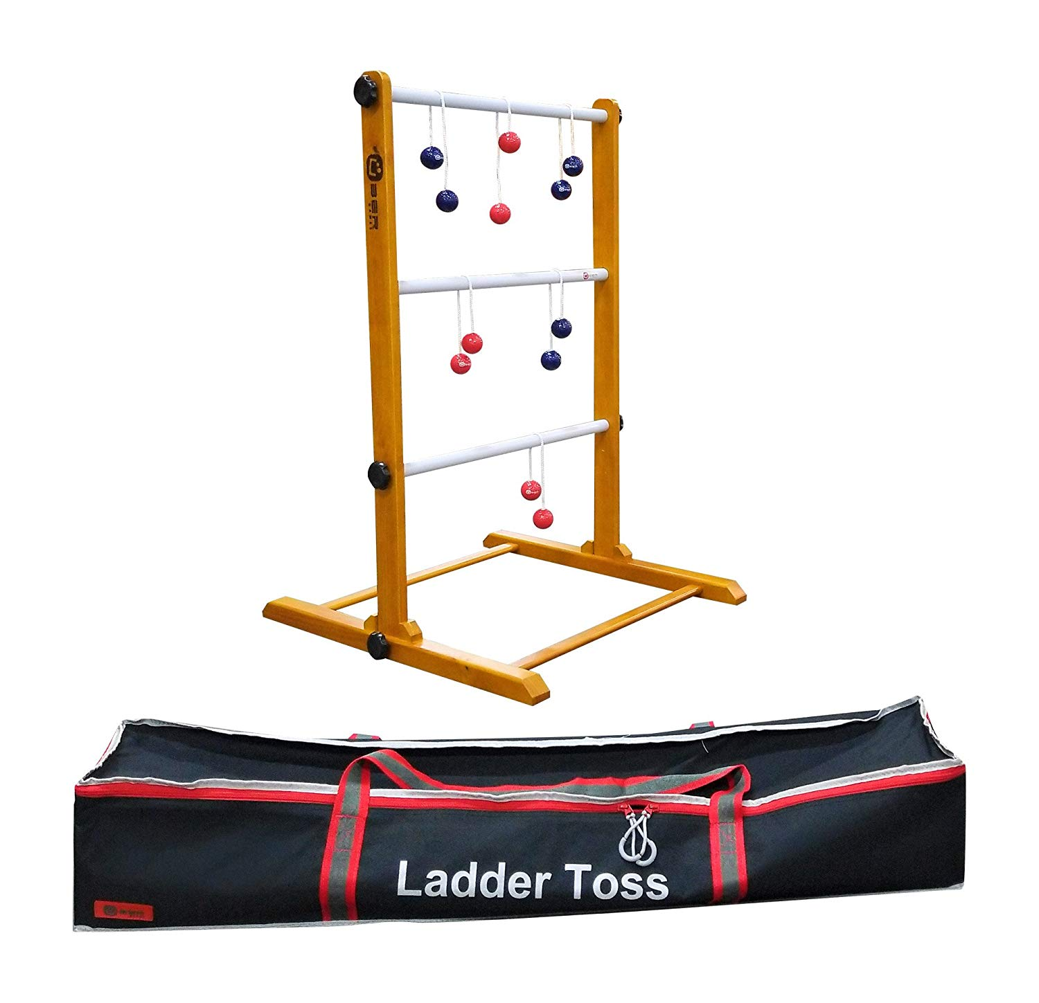 Uber Games Premium Ladder Toss - Single or Double Game - Multiple Color Combinations Available