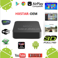 2015 New Hot Android 4.4 Quad Core 4K TV Box MXQ Amlogic S805 Support H.265 Video 1GB/8GB XBMC Smart Andorid Tv Box Internet