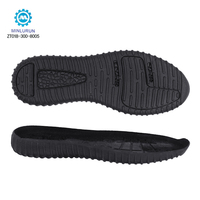 Fashion Men Black EVA Sport Basketball Shoe Sole