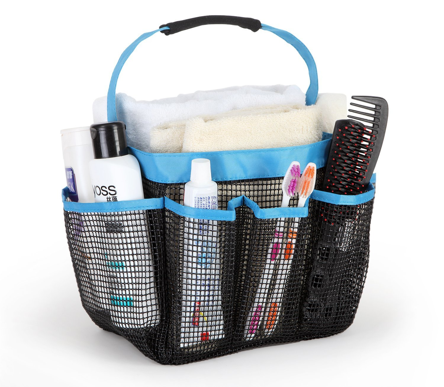 Modern Small Travel Hanging Shower Caddy,Bathroom Tote Bag - Buy ...