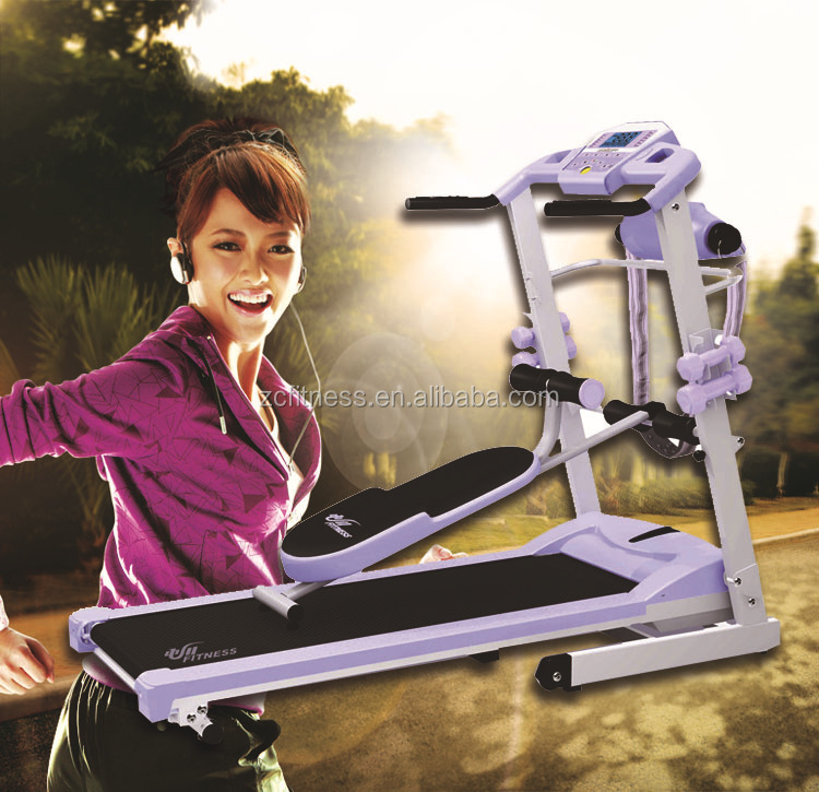 Hot selling 2hp motorized treadmills electric treadmill