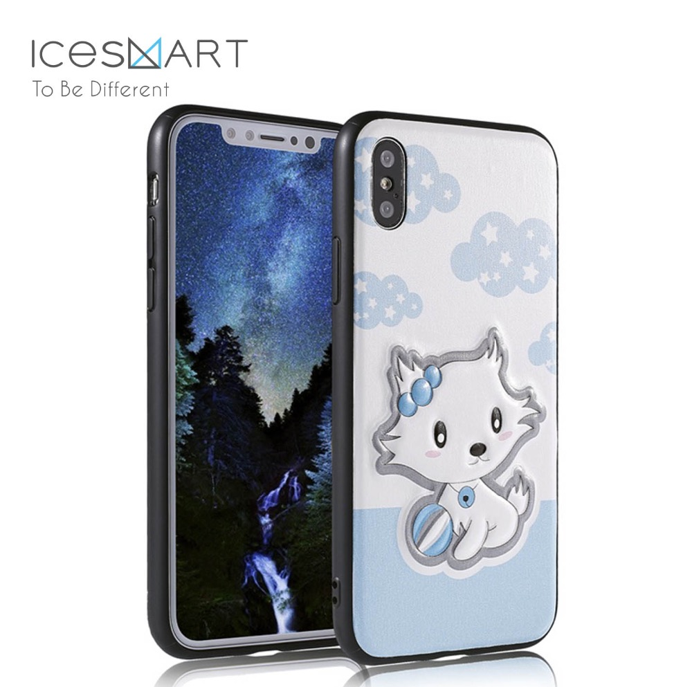 Cartoon Squishy 3D Cats Phone Cases For iPhone 6 6S 6Plus 7 7Plus 8 Lovely Cat Claw Soft Silicone Back Cover Cute TPU Coque