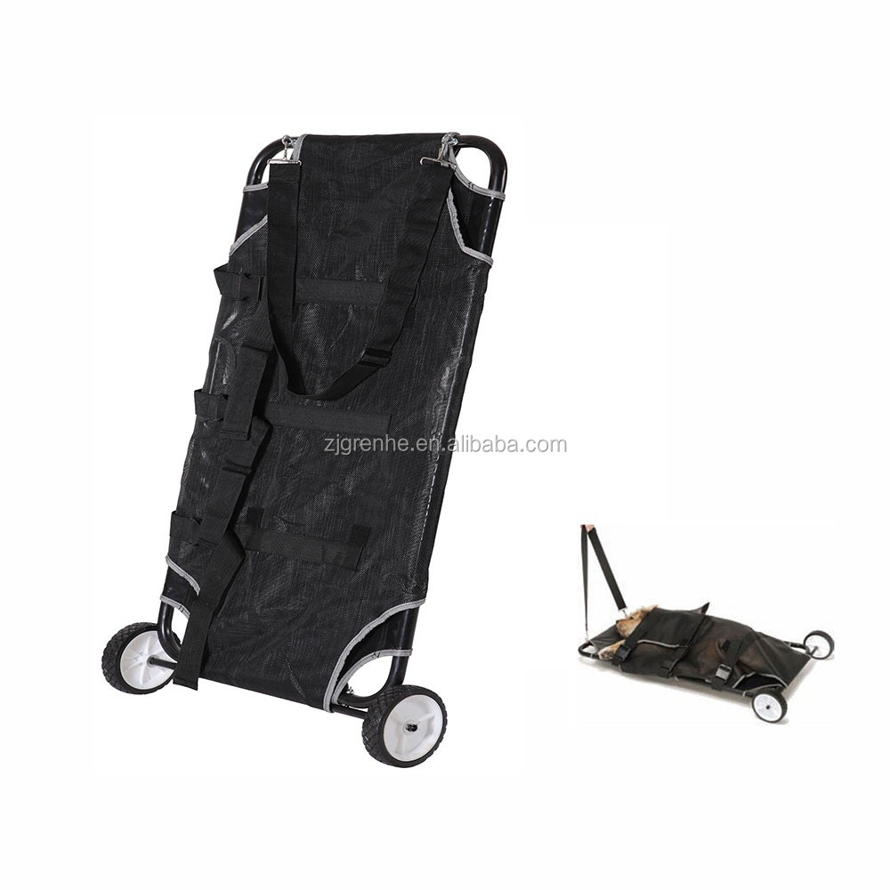 ST61062 PET stretcher trolley for rescue