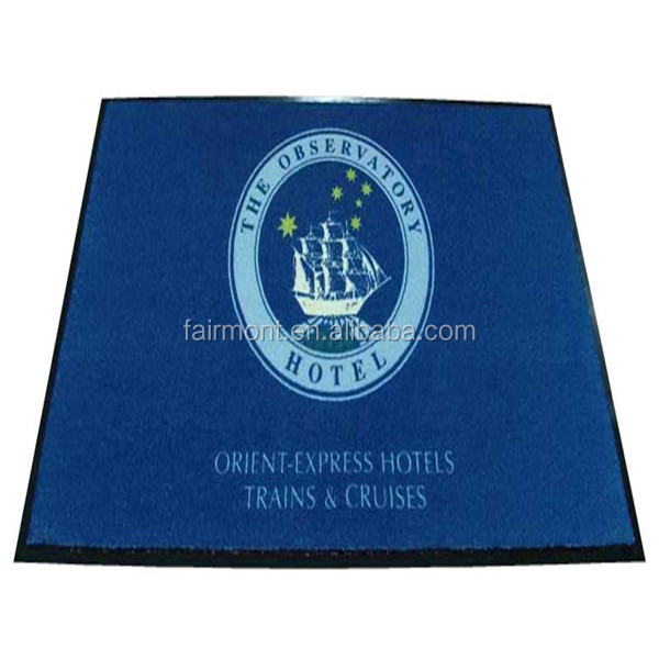 Outdoor Sit Mat / Logo Mat MO-02