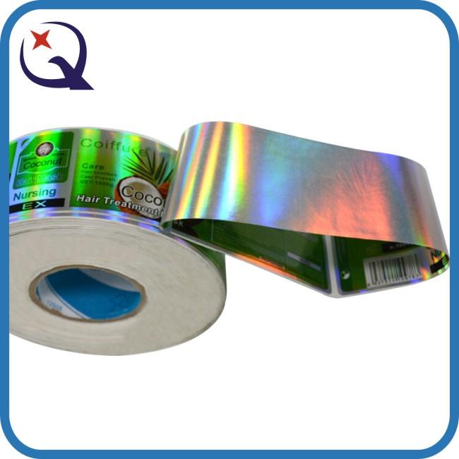 Custom Roll Vinyl Sticker Printing Private Waterproof