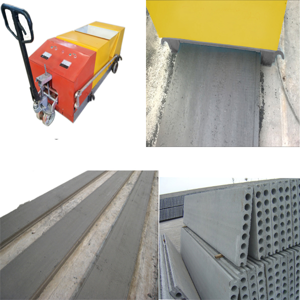 Low cost lightweight foam cement heat resisting board for Concrete foam walls