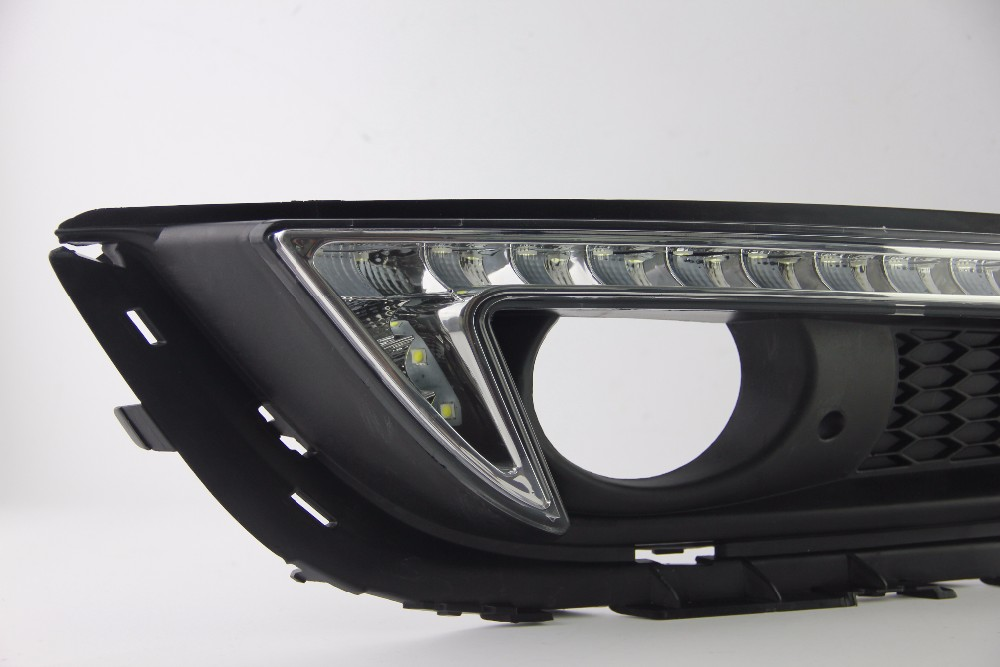 High Power led Street Light MCL273A For Opel Insignia 2012-2013 led Daytime Running Lamp, led Light Spare Parts For Opel