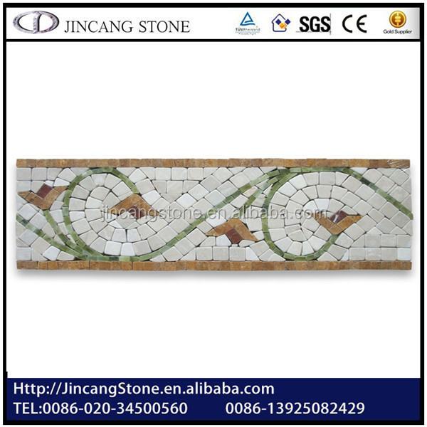 Home Decoration Wall Designs Plaster Of Paris Border Design/mosaic ...