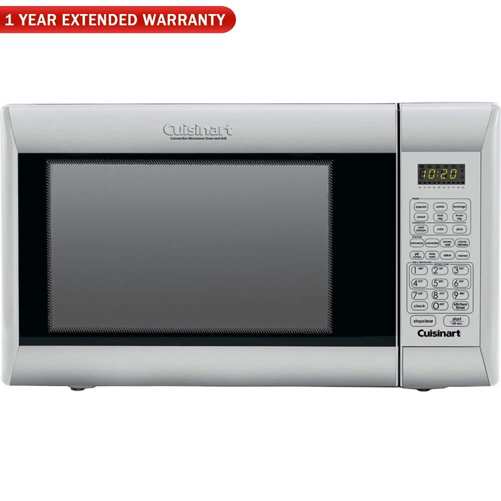 d2576c3c123 Get Quotations · Cuisinart CMW-200 Convection Microwave Oven   Grill 1.2 Cu  Ft - Factory Refurbished w