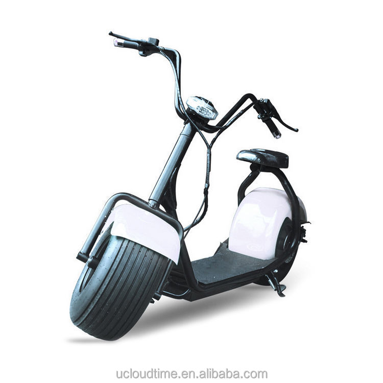 2016 citycoco seev woqu lectrique iharley style 800 w adulte lectrique scooter 2 roues v lo. Black Bedroom Furniture Sets. Home Design Ideas