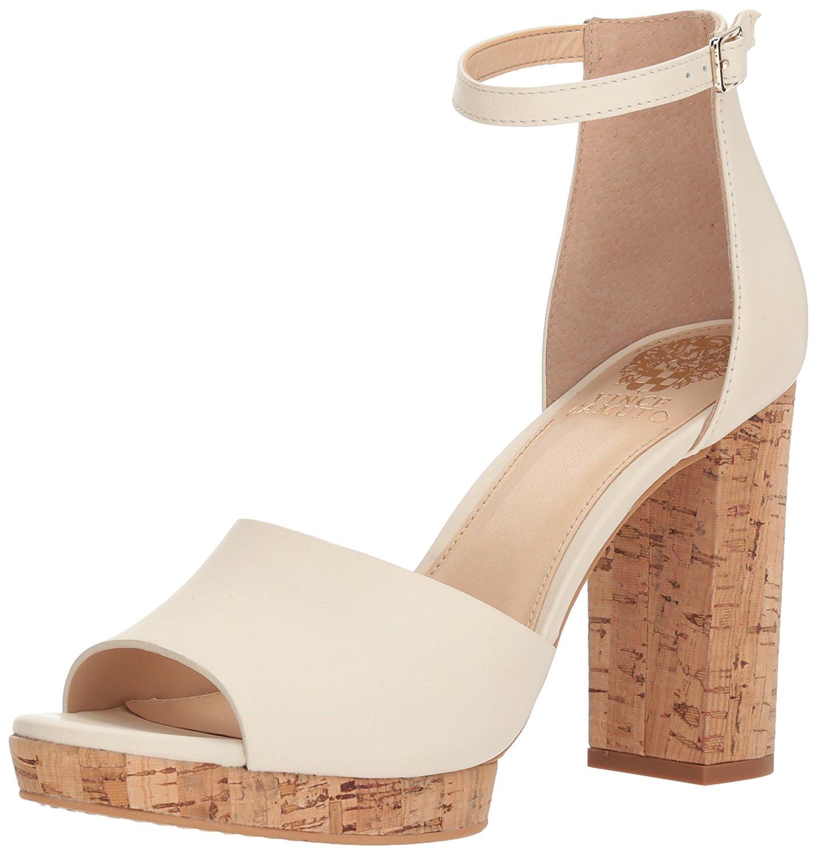 36a595971a5 Get Quotations · Vince Camuto Women s Ciestie Heeled Sandal