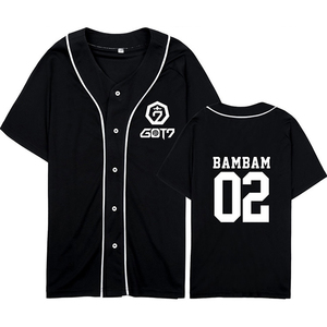 Custom Baseball Uniforms Wholesale Cheap Blank Sublimated 100% Polyester Coed Softball Shirts Baseball Jerseys