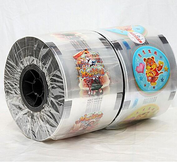 Custom Printed Bubble Tea Sealing Film/seal Film For Bubble Tea ...