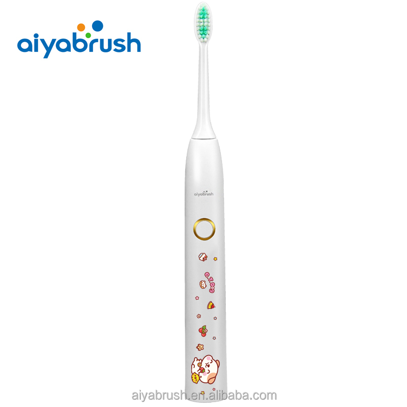 2016 Portable sonic electric toothbrush with2 interchangeable brush heads