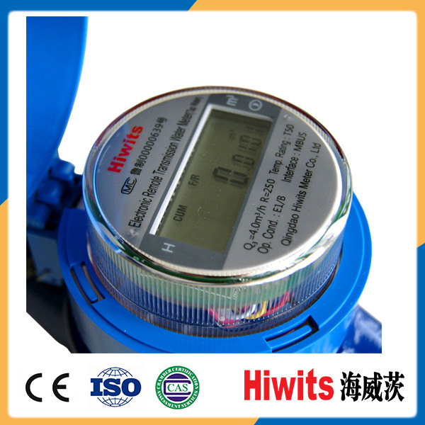 Digital Water Meter Reading : Smart electronic remote reading class c rs modbus