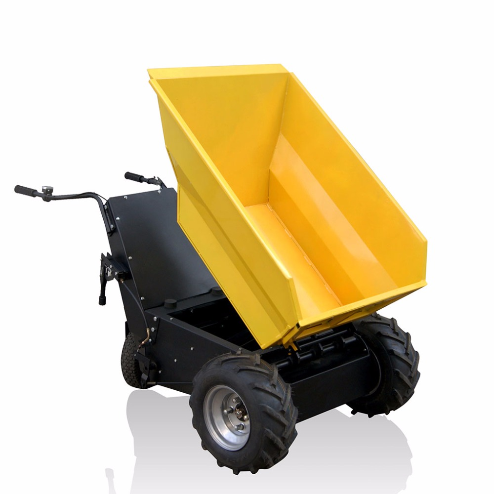 Agricultural tools mini electric power palm garden use dumper atv