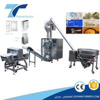 Automatic powder premade bag food packing machine