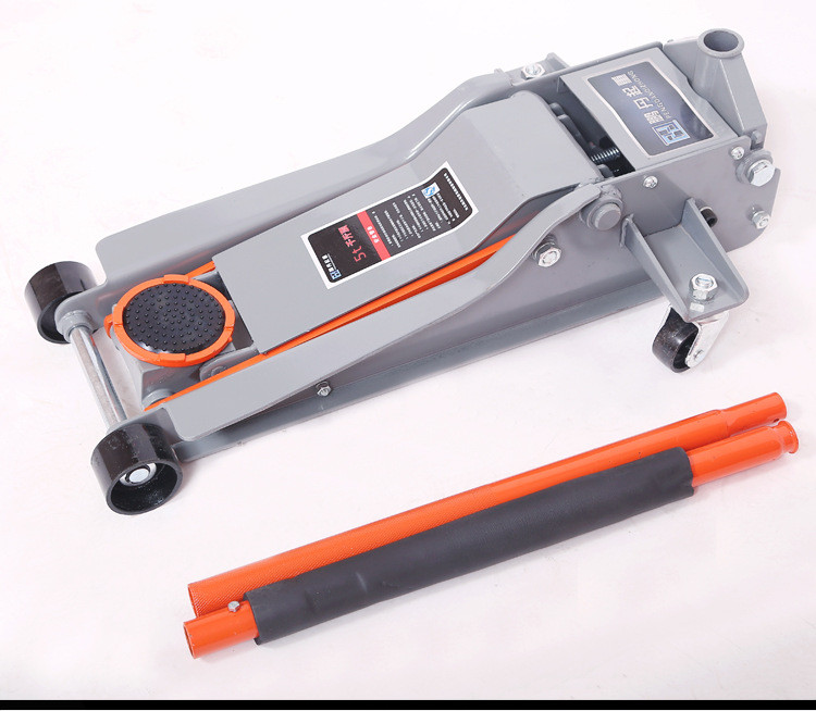 Auto repair tool heavy duty lifting jack 2T hydraulic car floor jack