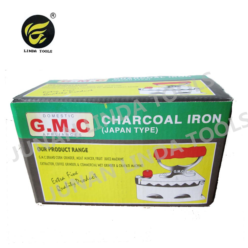 G.m.c. No.8 Charcoal Iron 707 For India