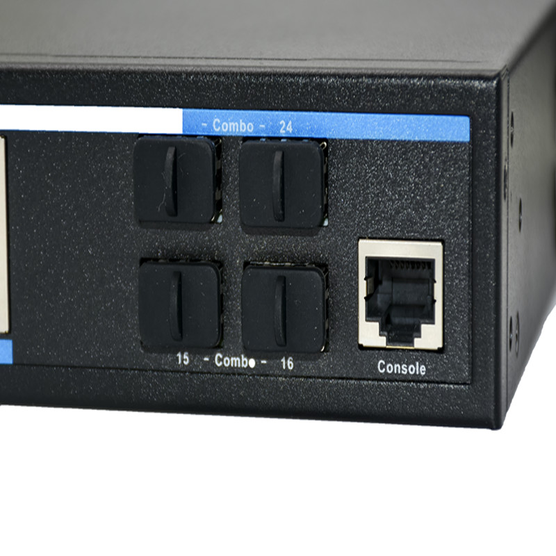 Low cost high performance 24 port poe switches support gigabit poe switch
