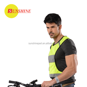 Wholesale Reflective Sports Running Safety Vest