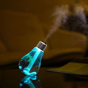 hot selling mini personal bulb humidifier usb desktop air humidifier
