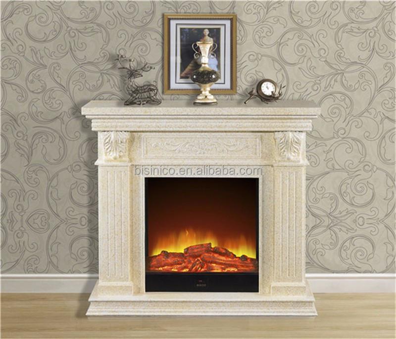 victorienne foyer lectrique po le bois chauffage pour. Black Bedroom Furniture Sets. Home Design Ideas