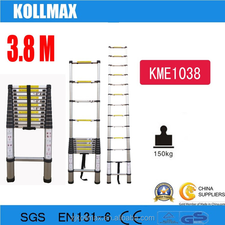 13 treads 7 meter telescopic a-frame ladder philippines