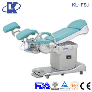 adjustable chairs elderly hospital operation rolling bed one-key reset