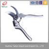 Hard Chorme Plating SK5 Carbon Steel Small Scissors Types Of Scissors With Aluminium Alloy Handle