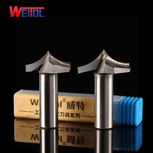 Weitol cnc milling cutter carving router bit end mill cutter cnc router bits