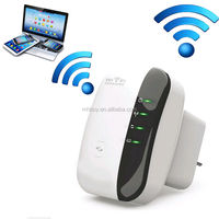 Wire To Wireless Router WiFi Repeater Range Extander Amplify Home Office