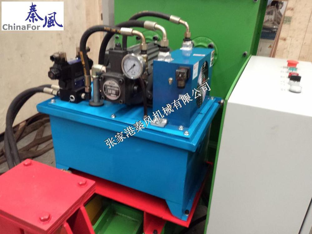 Chinafor styrofoam compactor with CE certification