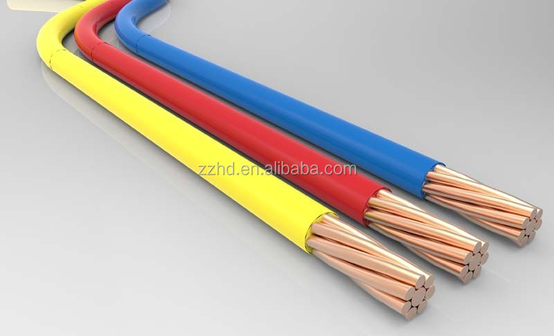 THW / AWG pvc compound 3mm 4mm 10mm 25mm building house wiring cable wire price per  sc 1 st  Alibaba : house wiring prices - yogabreezes.com