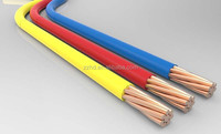 Thw / Awg Pvc Compound 3mm 4mm 10mm 25mm Building House Wiring ...