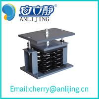 Easy installation generator vibration isolator HVAC system