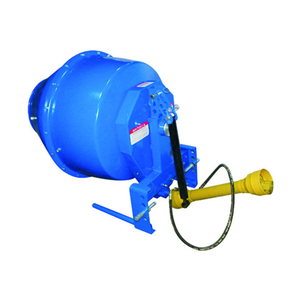 3 point cement mixer with PTO Shaft , sansen agriculture machines dry cement mixer, diesel engine/electric portable/electric mot