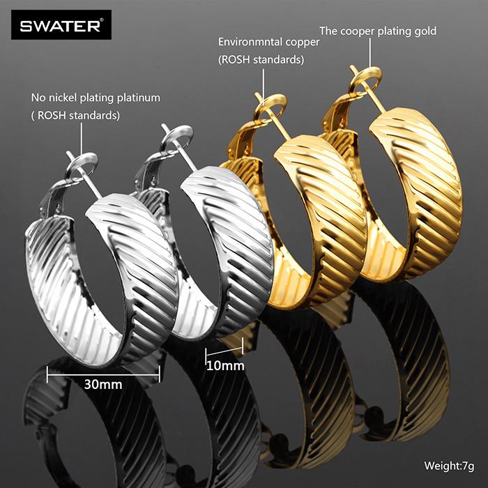 New 2018 Latest Fancy Simple 2 Gram gold Beautiful Earrings ...