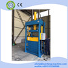 CE certificated hydraulic waste textile baling compress machine