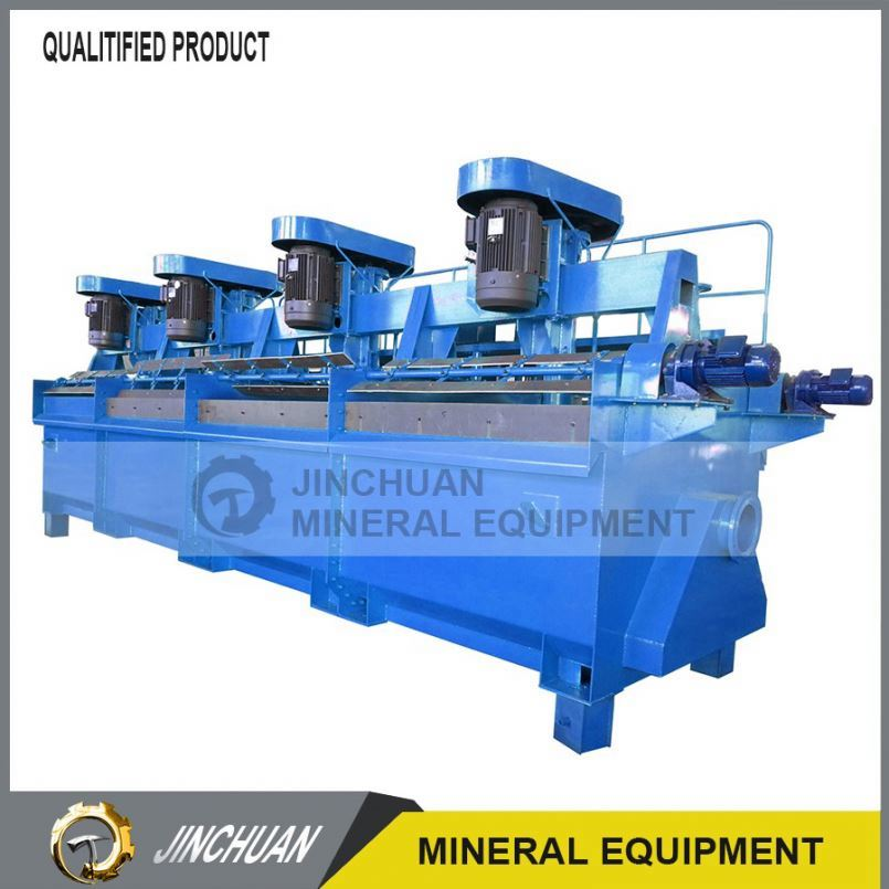 Non-metal ore seperator KYF-XCF type combined flotation machine for nonmetallic minerals
