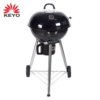 Dejlig 18 Inch Kettle Charcoal Grill Weber Bbq - Buy Weber Bbq YI-69