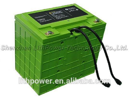Deep Cycle Power Lifepo4 12v 100ah 150ah 200ah 300ah