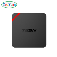 IPTV SET TOP BOX T95N Amlogic S905X 1GB RAM 8GB ROM quad core ANDROID 6.0 TV BOX