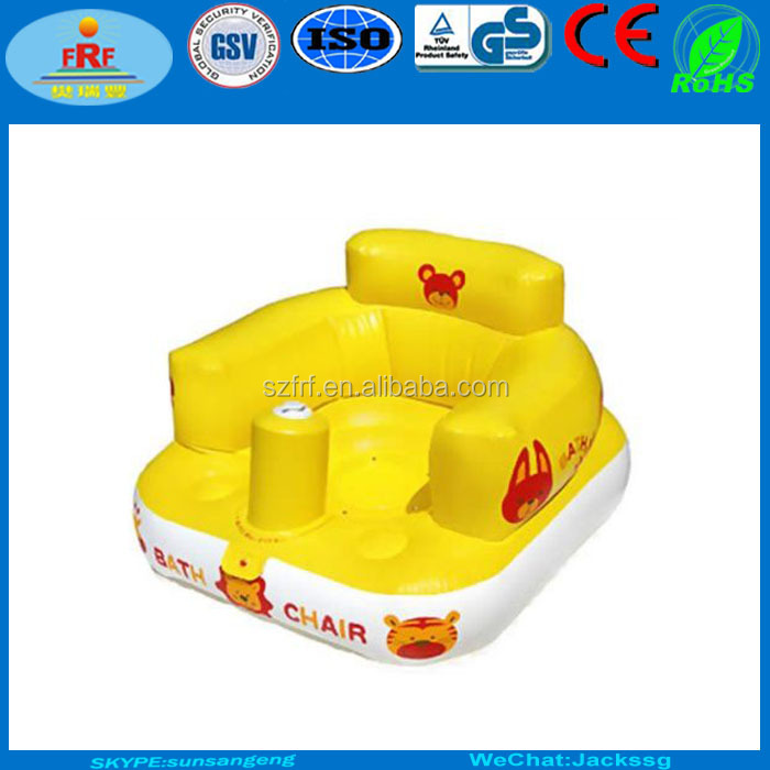 Safety Baby Inflatable Bath Chair,Inflatable Baby Bath Seat - Buy ...
