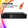 FP6000Q outdoor best audio switch power amplifier