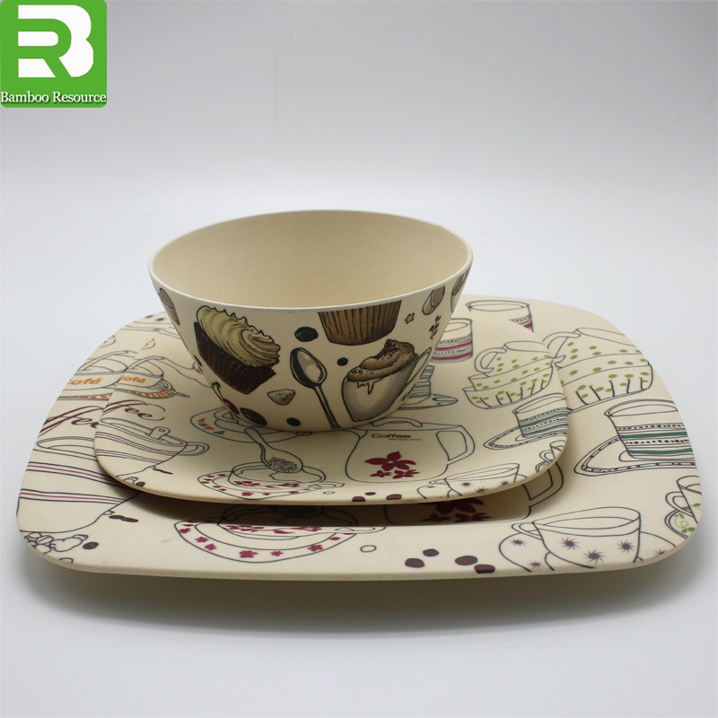 Daily Used Dinnerware Fancy Disposable