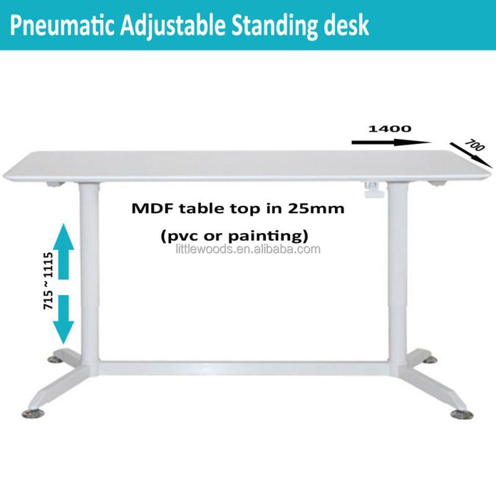 Venta al por mayor tamaño estandar de escritorio de oficina-Compre ...