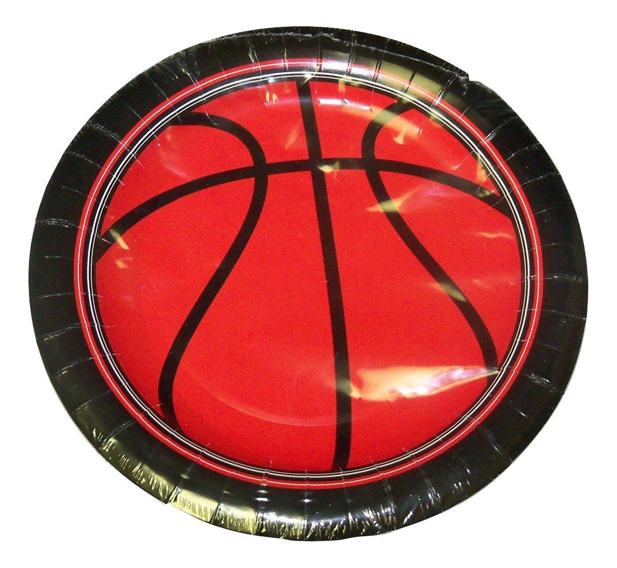 Michaels Go Team Sports Themed Paper Plates ~ Basketball (12 Plates; 9 )  sc 1 st  Alibaba & Cheap Beach Themed Paper Plates find Beach Themed Paper Plates ...