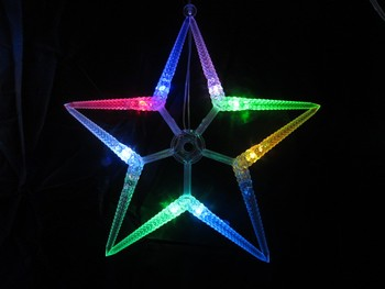 outdoor christmas star string lightsled falling star lightsstar shaped pendant lighting