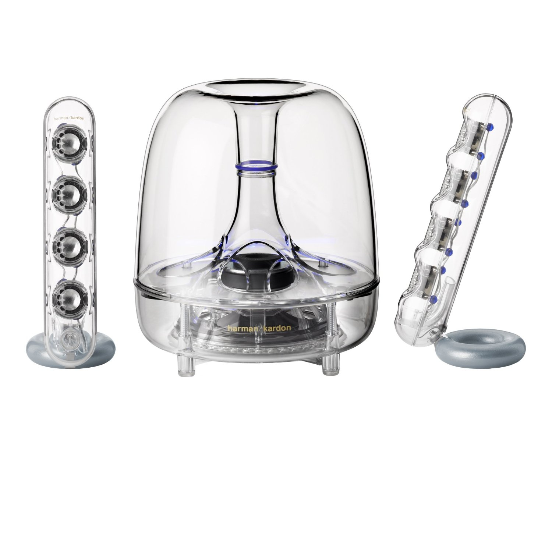 Harman/kardon SoundSticks II - PC Multimedia Speaker System (D32089) Category: PC Speakers